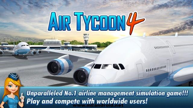 تحميل لعبه AirTycoon للايفون و الايباد