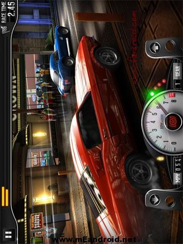 CSR Classics - بازی ماشین سواری اندروید