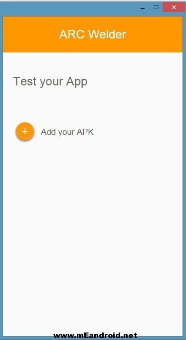 add apk e طريقه تشغيل تطبيقات أندرويد علي جوجل كروم