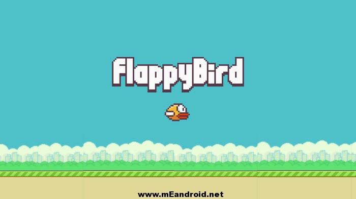 flappy bird افضل 10 العاب اندرويد ذات حجم اقل من 10 ميجا
