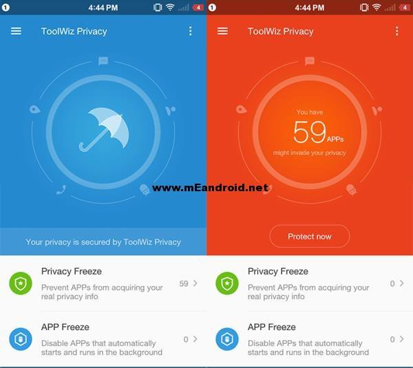 24 2 حمايه خصوصيه هاتفك مع ToolWiz Privacy