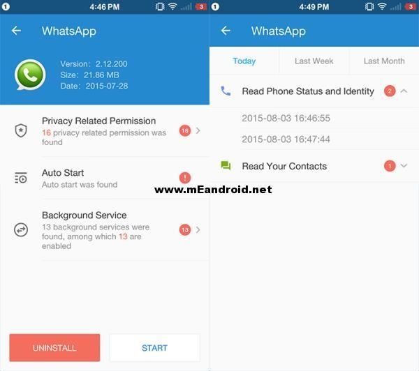 4 حمايه خصوصيه هاتفك مع ToolWiz Privacy
