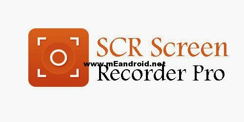55464546 برنامج تصوير الشاشه SCR Screen Recorder Pro v1.0.4