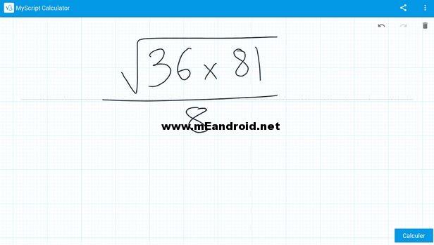 99 calculator1 تطبيقات اندرويد مفيده لطلبه الجامعات