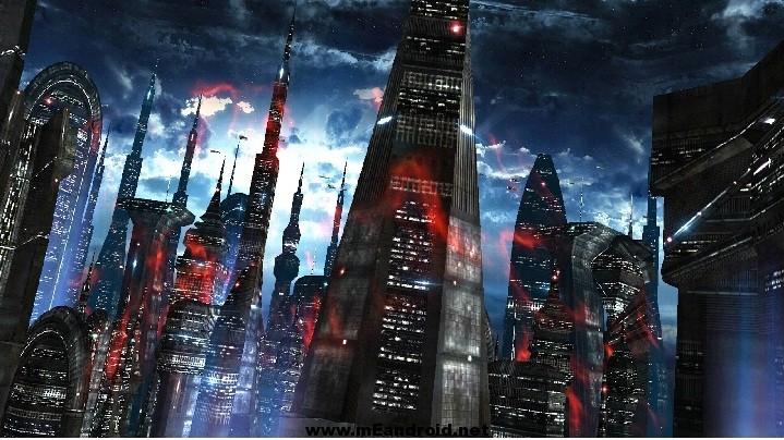 Space Colony افضل 10 ثيمات اندرويد  متحركه بمميزات رائعه