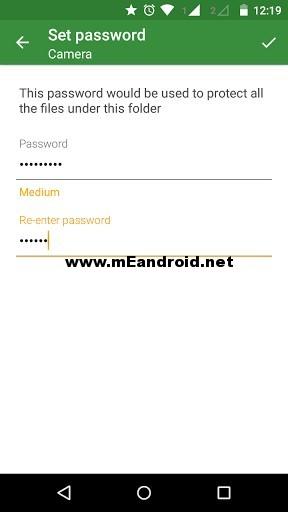 fileseal 25 1 s 307x512 افضل طريقه لحمايه ملفات هاتفك باستخدام التشفير