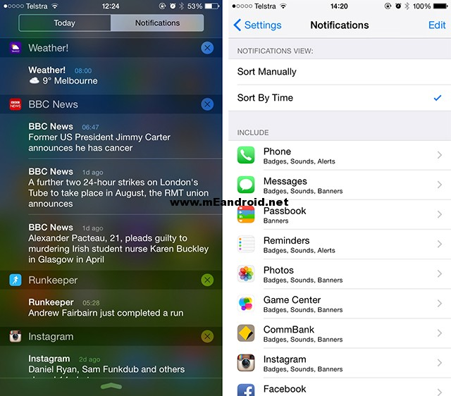 iphone notifications تعرف علي عادات سيئه يقع فيها مستخدمي الايفون