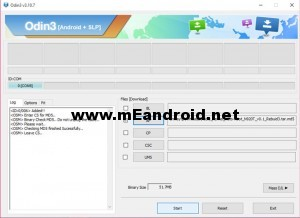 odin 300x218 حصري شرح روت هاتف Galaxy Note 5 وتثبيت TWRP