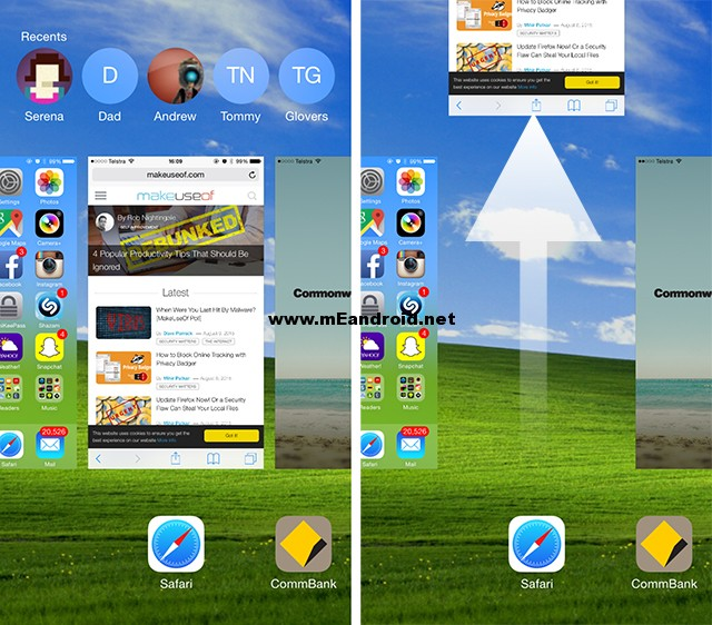 swipeup apps تعرف علي عادات سيئه يقع فيها مستخدمي الايفون