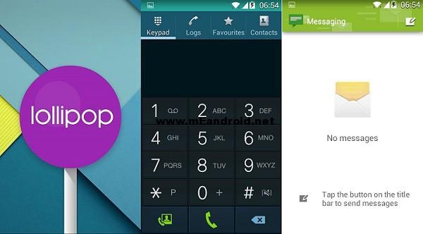 Galaxy Core i8262 Android 5.0 Lollipop ROM screenshot 1 شرح تركيب روم اندرويد 5 لولي بوب لهاتف Samsung Galaxy Core i8262
