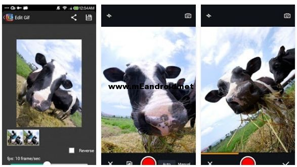 gif camera4 اربعه تطبيقات اندرويد لانشاء الصور