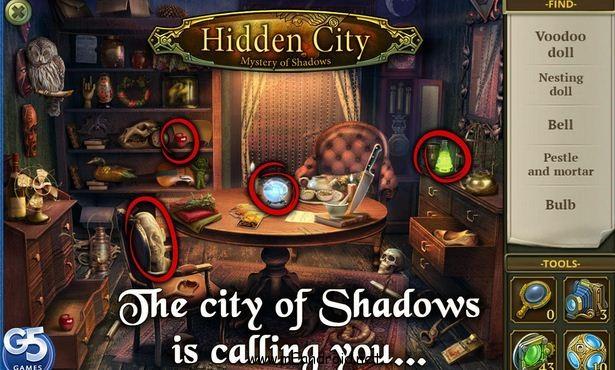 hidden city افضل تطبيقات و العاب الاندرويد هذا الاسبوع ح2