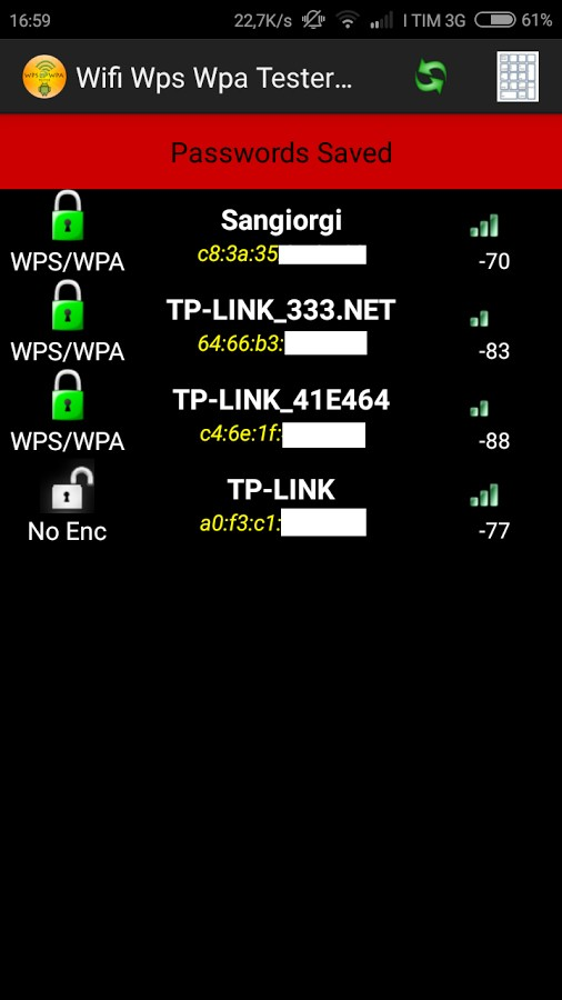 unnamed 13 1 برنامج فتح شبكات الواي فاي للاندرويد Wpa Wps Tester Premium v2.8.1