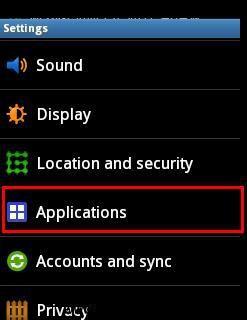 Google Play Store Error 495-app option