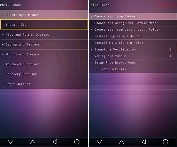 اندرويد 5.1 لهاتف Samsung Galaxy Mega 6.3 Sprint