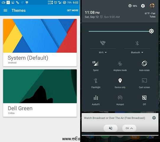 Install Android 5.1.1 Lollipop on Galaxy Mega 6.3 Sprint L600 screenshot 2 شرح تركيب ركفري وروم اندرويد 5.1 لهاتف Samsung Galaxy Mega 6.3 Sprint