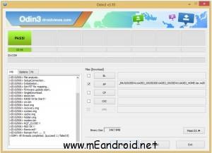 اندرويد 6.0.1 مارشيملو CandySix لجلاكسي تاب 2 7.0 P3100