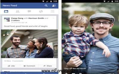 Facebook Screenshot تحميل تطبيق Facebook الاصدار 60.0.0.13.76 للاندرويد