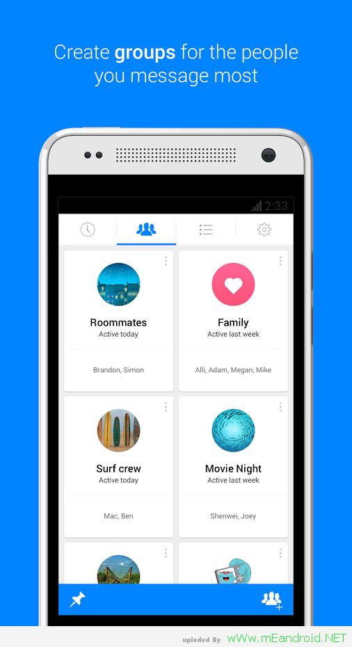 1f23jC تحميل تطبيق فيس يوك ماسنجر Facebook Messenger 60.0.0.12.7