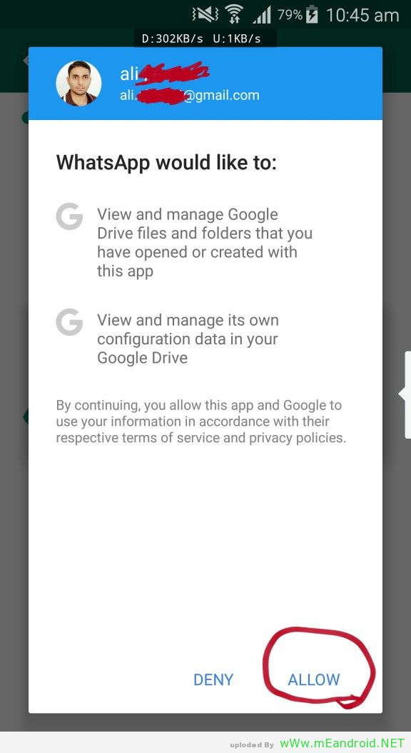Screenshot 2016 01 29 10 46 55 افضل نسخه واتساب + شرح تثبيت ثلاث نسخ واتساب