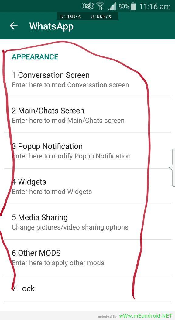 Screenshot 2016 01 29 11 17 04 افضل نسخه واتساب + شرح تثبيت ثلاث نسخ واتساب