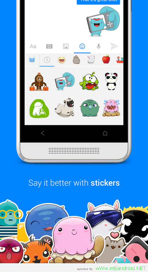 sMwj2j محدث:تحميل تطبيق فيس بوك ماسنجر Facebook Messenger APK