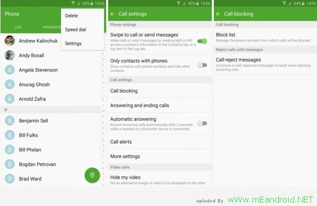 screenshot 2016 01 13 14 06 11 720x720 1 كل طرق حجب المكالمات لهاتفك سامسونج \ HTC \ LG \Windows Phone iPhone