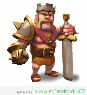 300px Barbarianking lvl20 شرح وتحميل كلاش أوف كلانس Clash of Clans 8.551.4  اخر اصدار