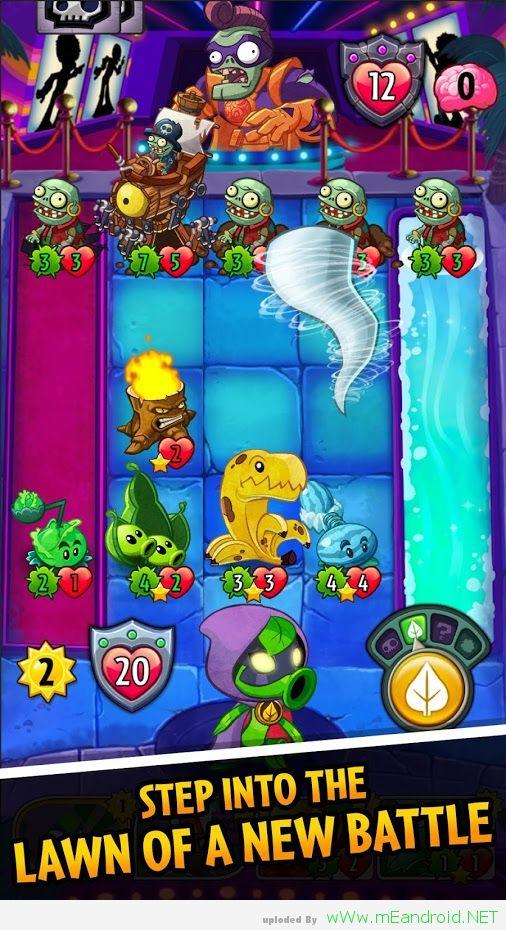 jgkdet تحميل لعبه الزمبي Plants vs. Zombies™ Heroes 1.0.11