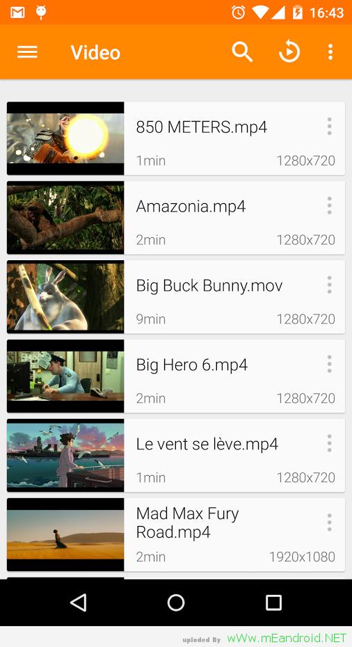ncPF7e تحميل مشغل الفيديو و الصوتيات VLC 1.9.3 beta
