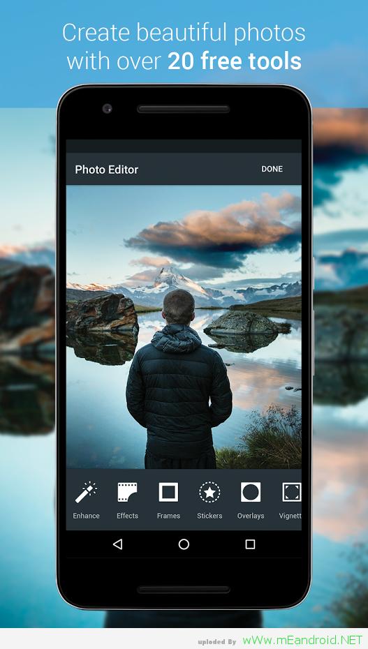 تحميل تطبيق تعديل الصور للاندرويد Photo Editor by Aviary 4.5.3