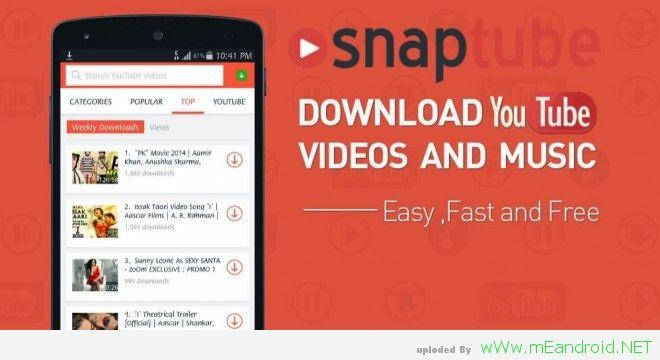 snaptube downloader