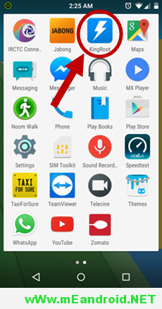 KingRoot Installed شرح طرق ترويت هاتف Motorola Moto G4 Plus كامله