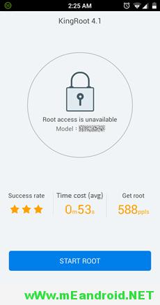 KingRoot Launched شرح عمل روت لهاتف سوني إكسيبريا سي 4