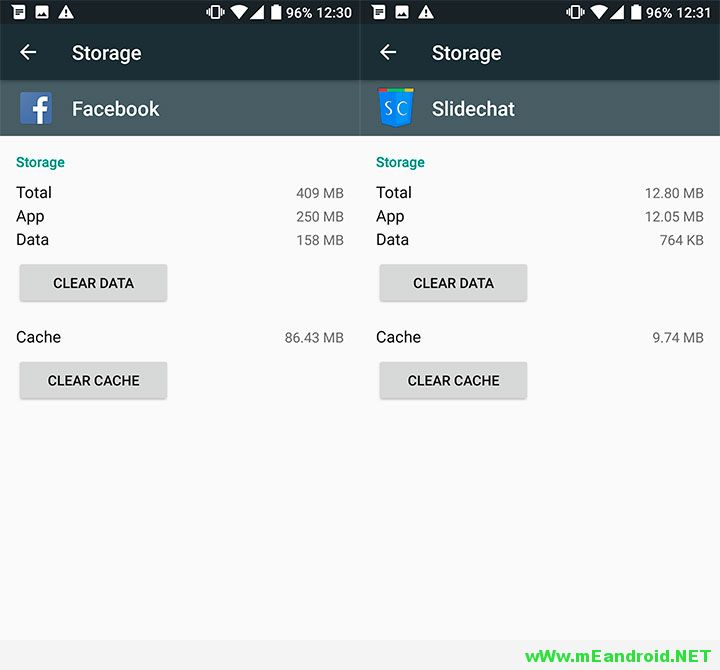 slidechatdatausage Slidechat لتشغيل تويتر و فيس بوك و ماسنجر في تطبيق واحد