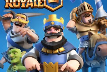 تحميل كلاش رويال مهكره Clash Royale 1.9.7 Unlimited MOD بتاريخ 1/2018