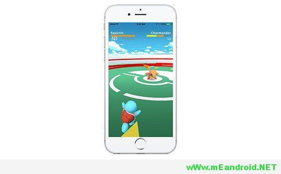 pokemon go 04 تحميل لعبه بوكيمون جو معدله واصليه Pokemon Go 0.51.0