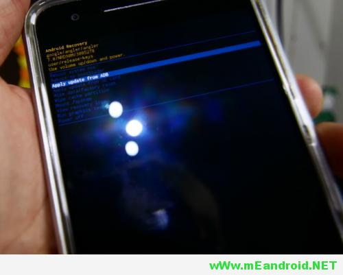 4 شرح تثبيت اندرويد 7.0 نوجا لجميع هواتف Nexus