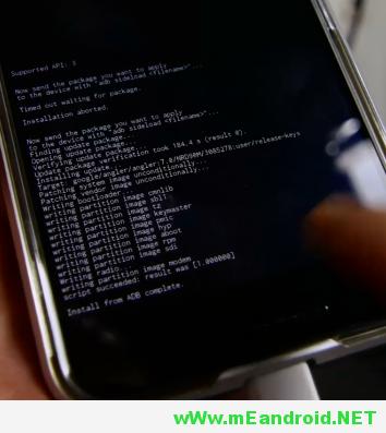 8 شرح تثبيت اندرويد 7.0 نوجا لجميع هواتف Nexus