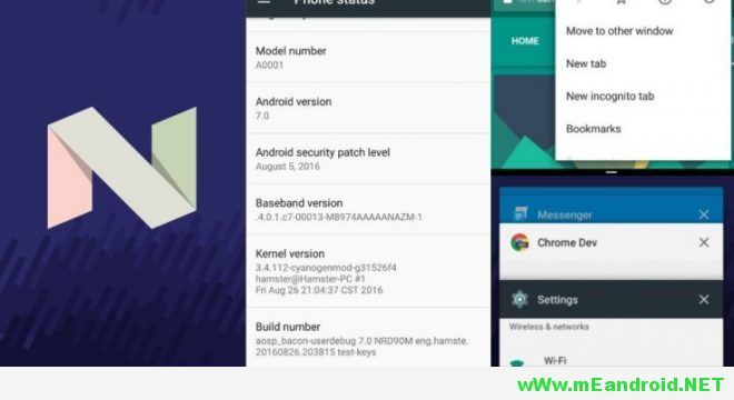 android-nougat-aosp-rom-oneplus-one