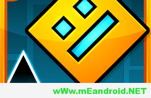 تحميل لعبه Geometry Dash World APK 2017