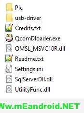 qcomdloader file تحميل و شرح QcomDloader Tool جميع الاصدرات