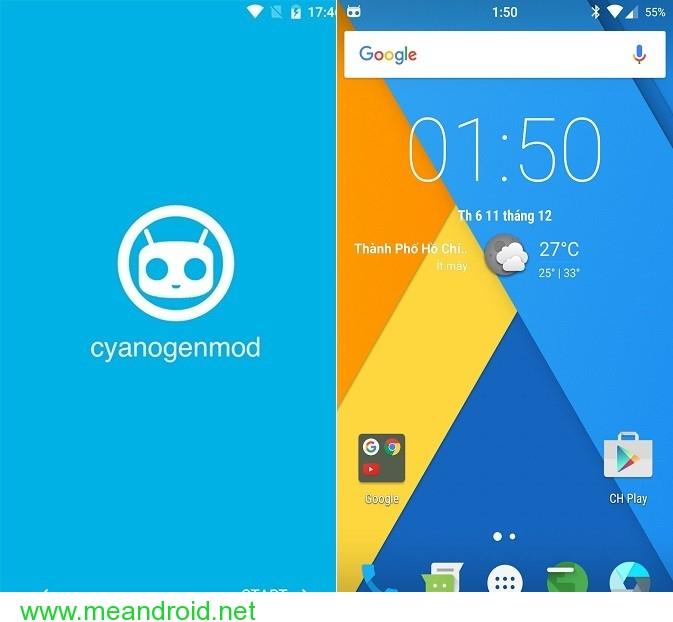 تركيب روم اندرويد 6 مارشيملو لهاتف Samsung Galaxy S4