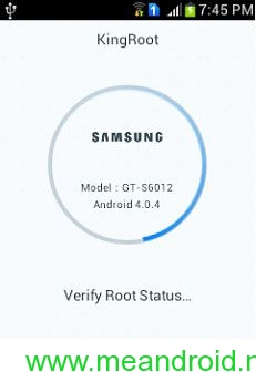 Kingroot verify root status تحميل كينج روت KINGROOT APK عمل روت بدون كمبيوتر اصدار 5.3.6