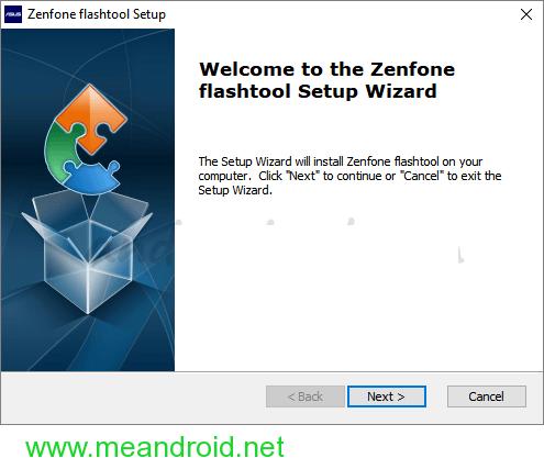 شرح Asus Zenfone Flash Tool لتفليش جميع الرومات الرسميه لهواتفAsus
