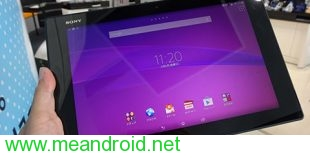 تحميل و تفليش روم اندرويد 6.1 مارشيملو الرسمي لجهاز Sony Xperia Z2 Tablet SOT21