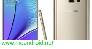 تركيب روم اندرويد 7.0 نوجا الرسمي لجهاز Samsung Galaxy Note 5 SM-N920P