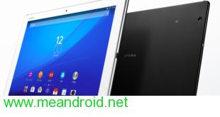 تحميل و تفليش روم اندرويد 5.1 لولي بوب الرسمي لجهاز Sony Xperia Z4 Tablet SOT31