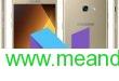 تركيب روم اندرويد 7.0 نوجا الرسمي لجهاز Samsung Galaxy A5 2017 SM-A520F
