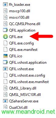 qfil launch شرح استخدام Qualcomm Flash Image Loader QFIL